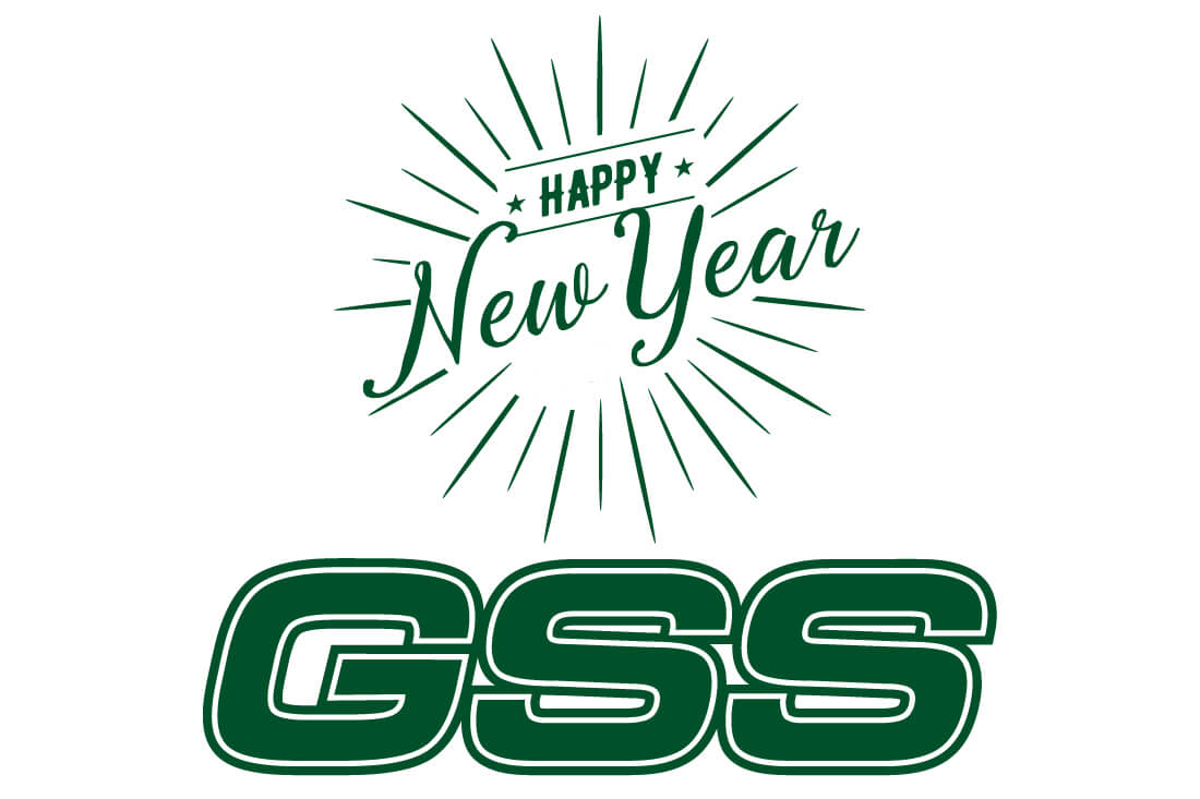 Frohes neues Jahr 2018 GSS Sordon
