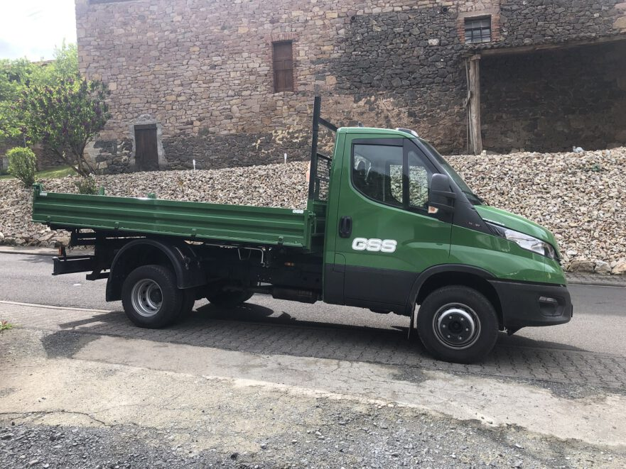 GSS Sordon Iveco Daily